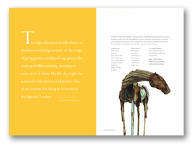 TPL_Closing spread with horse sculpture